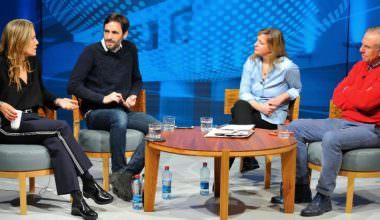 Panel de Tolerancia Cero defiende el periodismo político de opinión