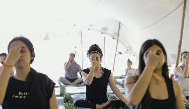 Yogas y Mindfulness antes de la PSU