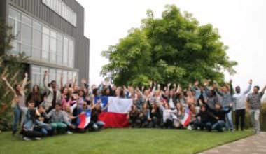 Estudiantes de intercambio llegaron a la UAI
