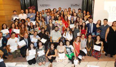Revista Sábado de El Mercurio y Escuela de Negocios UAI premiaron a los 100 jóvenes líderes del año